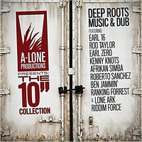"Deep Roots Music & Dub: The 10"" Collection — сборник"