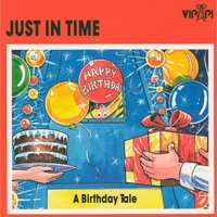 Just in Time (A Birthday Tale) — Vippi Mouse