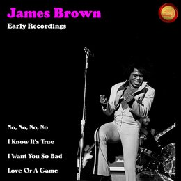 Early Recordings — James Brown