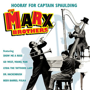 a look at the musical career of the marx brothers The marx brothers are having a moment — again some of the funniest films of the legendary comic family have been restored to their original glory in a new universal studios blue-ray box set.