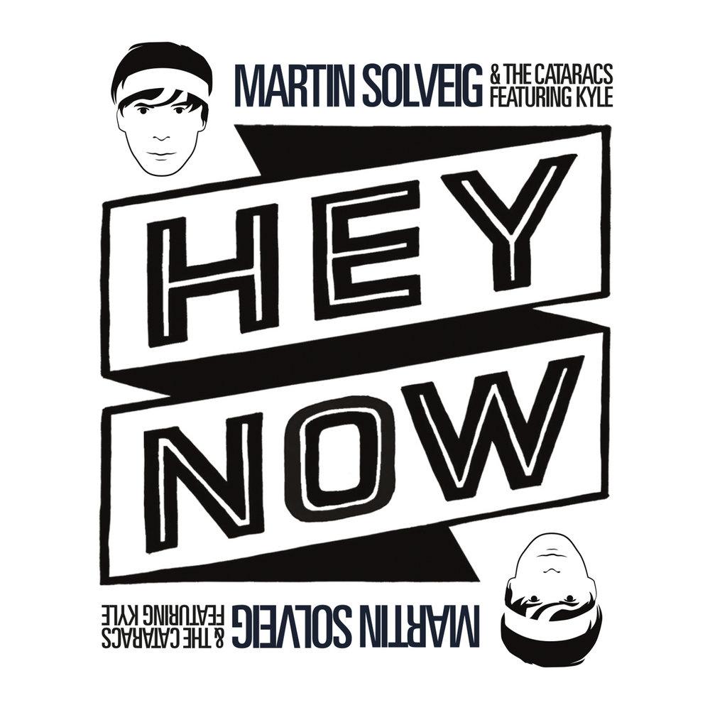 martin solveig hey now