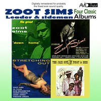 Four Classic Albums (Stretching Out / Starring Zoot Sims / Down Home / The Jazz Soul of Porgy and Bess) — Zoot Sims