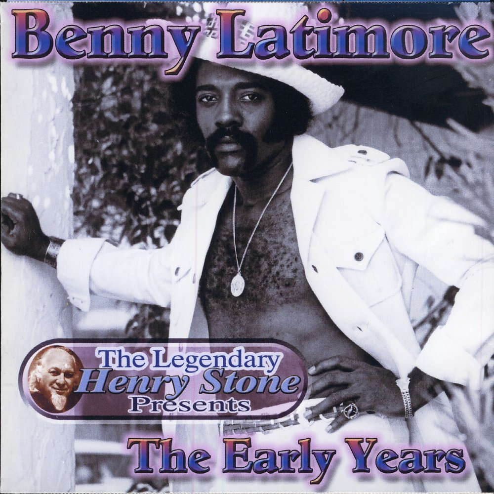 Is benny latimore gay