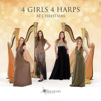 4 Girls 4 Harps at Christmas — 4 Girls 4 Harps