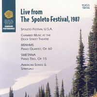 Live From The Spoleto Festival 1987 — сборник
