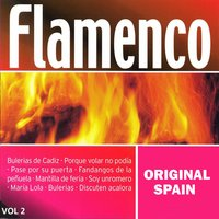 Original Spain: Flamenco Vol.2 — Varios Aristas