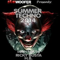 Subwoofer Records Presents Summer Techno 2014 — сборник