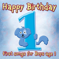 Happy Birthday,  Boy Age 1 — Ingrid DuMosch, The London Fox Singers