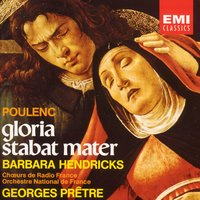 Poulenc - Sacred Choral Works — Франсис Пуленк, Georges Pretre/Barbara Hendricks/Choeurs de Radio France/Orchestre National De France