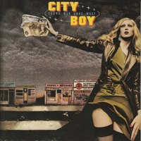 Young Men Gone West/Book Early — City Boy