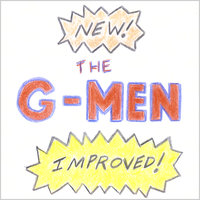 New! Improved! — The G-Men