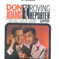 Don Adams Meets The Roving Reporter — Don Adams
