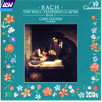J.S. Bach: The Well-Tempered Clavier Book 1 (BWV 846-869) — Gary Cooper