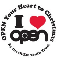 Open Your Heart to Christmas! — Open Youth Trust