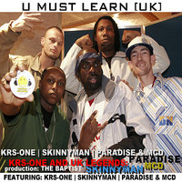 Krs-One - You Must Learn (Remix) Lyrics - elyricsworld.com