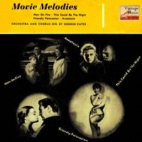 Vintage Movies No. 20 - EP: Movie Melodies — George Cates And His Orchestra