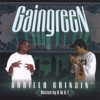 Gorilla Grinden — Gaingreen