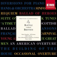 Rattle conducts Britten — Sir Simon Rattle, City Of Birmingham Symphony Orchestra, Бенджамин Бриттен