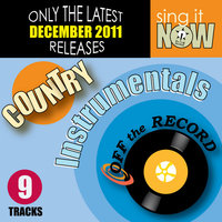 December 2011 Country Hits Instrumentals — Off the Record Instrumentals
