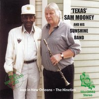 Jazz in New Orleans - Texas Mooney & His Sunshine Band — Texas Mooney