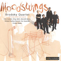 Moodswings — Sting, Björk, Elvis Costello, Ron Sexsmith, The Brodsky Quartet, Meredith Monk
