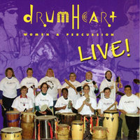 Women & Percussion Live! — Drumheart