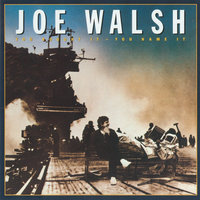 You Bought It - You Name It — Joe Walsh