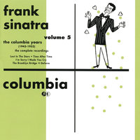 The Columbia Years (1943-1952): The Complete Recordings: Volume 5 — Frank Sinatra
