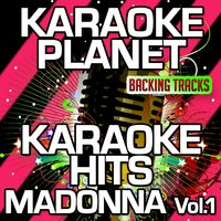 Karaoke Hits Madonna, Vol. 1 — A-Type Player