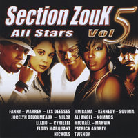 Section Zouk All Stars Vol 5 — Section Zouk All Stars Vol 5