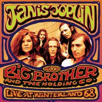 Janis Joplin Live At Winterland '68 — Big Brother & The Holding Company, Janis Joplin with Big Brother And The Holding Company, Джордж Гершвин