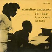 Zing! Went The Strings Of My Heart — Ernestine Anderson