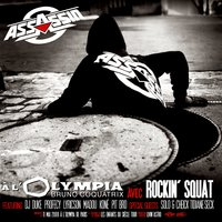 Olympia 2009 — Assassin, Rockin' Squat