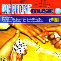 Big People Music Volume 1 — сборник