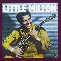 Walkin' The Back Streets — Little Milton