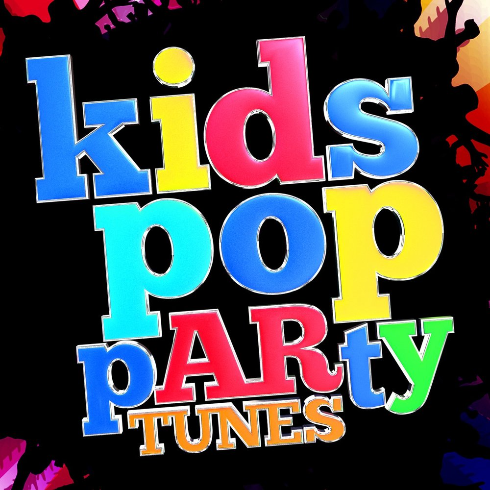 Kids Pop Party Hits — Party Mix All-Stars, Party Music