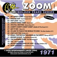Zoom Karaoke Golden Years 1971 — T. Rex