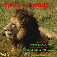Africa Legends, Vol. 2 — Spokes Mashiyane