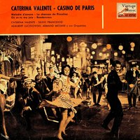 Vintage Pop No. 142 - EP: Casino De Paris — Caterina Valente