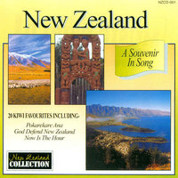 New Zealand - a Souvenir in Song — Music World Singers