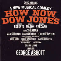 How Now, Dow Jones — Original Broadway Cast of How Now, Dow Jones