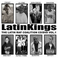 LATIN KINGS The Latin Rap Coalition Vol. 1 — сборник