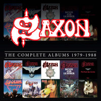 The Complete Albums 1979-1988 — Saxon