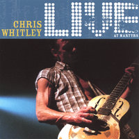 Live At Martyrs' — Chris Whitley