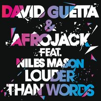 Louder Than Words — David Guetta