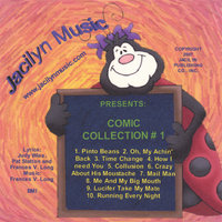 Comic Collection #1 — Jacilyn Music