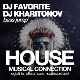 Bass Jump! (Boogie To The Bassline) — DJ Favorite, DJ Kharitonov