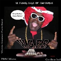 12 Funky Days of Christmas — Worlds Greatest Funk Band