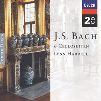 Bach, J.S.: The Cello Suites — Lynn Harrell
