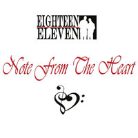 Not From the Heart - Single — Eighteen Eleven